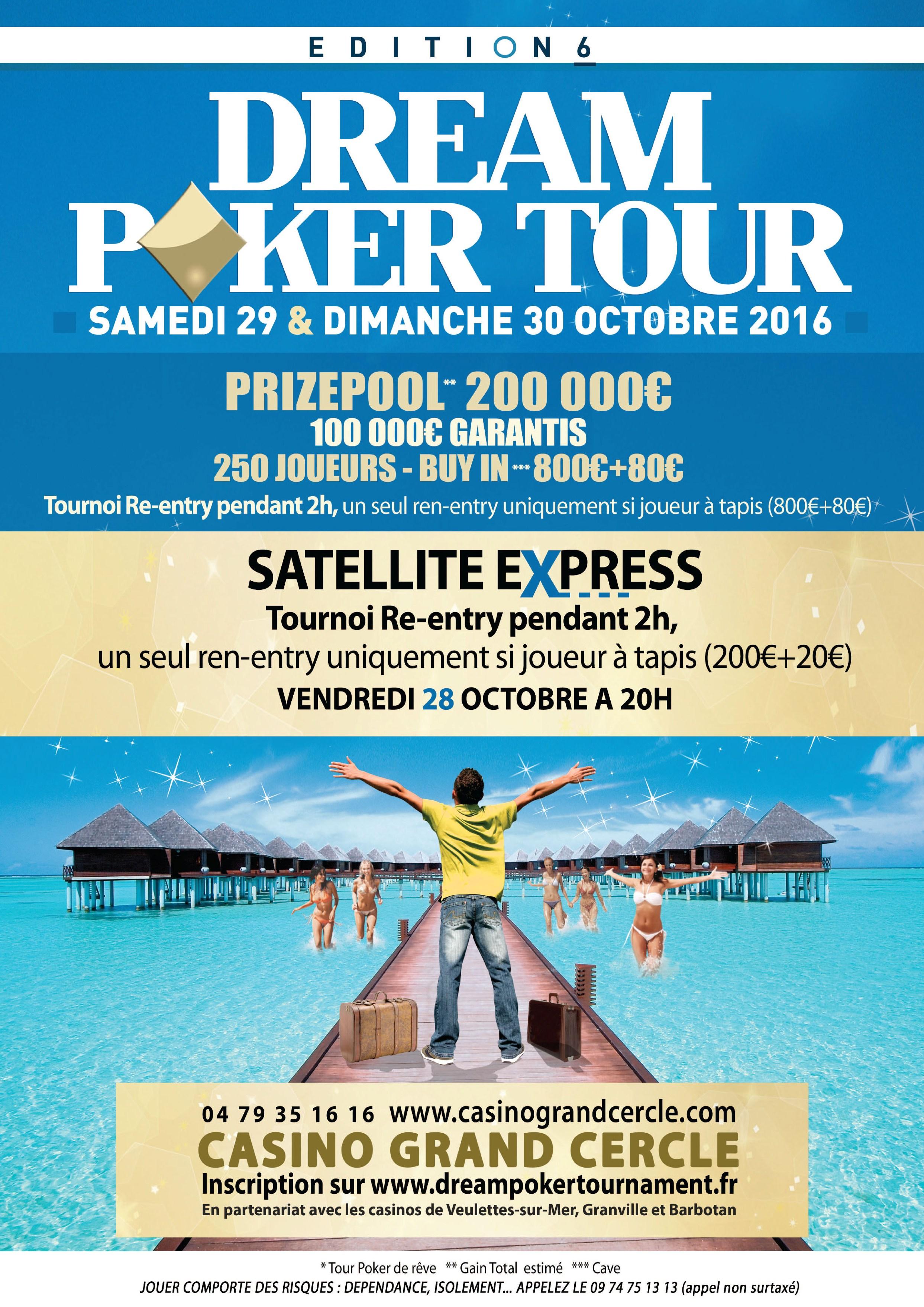 Perla poker room programma